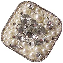 [Diamond & Beads] Special DIY Contact Lenses Box Case/Holders Container
