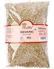 Malika Fennel Seeds, 500g