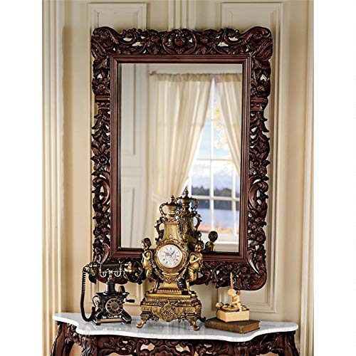 Design Toscano The Royal Baroque Mirror