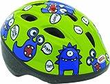 Bell Toddler Zoomer Helmet (Cuddly Monsters, 50-52-cm)
