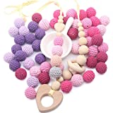 HI BABY MOMENT Beads for Jewelry Making for Kids