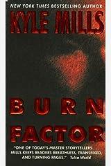Burn Factor Kindle Edition