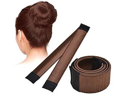 Magic Hair Braided Tool Set of 6 Women Fashion French Hair Styling Clip DIY French Hair Braiding Tool Hairstyle Braid Tool Twist Plait Hair Braiding Tool Bun and Pony Tail Hair Accessories