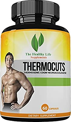 MEGA FAT BURNER - Potent Thermogenic formula- Melt Fat and Preserve Muscle Gain While Increasing Energy and Metabolism - 60 POTENT one a day Veggie Capsules to help in Weight loss - for Men and Women