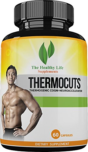 MEGA FAT BURNER - Potent Thermogenic formula - Melt Fat and Preserve Muscle Gain While Increasing Energy and Metabolism - 60 POTENT 2 Month Supply Veggie Capsules to help Weight loss for Men and Women