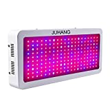 JUHANG Full Specturm LED Grow Light 2000w Double Chips&Zener Protector for Greenhouse Hydroponic Aquatic Indoor Plants Veg and Flower