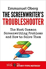 In The Screenwriter's Troubleshooter, screenwriter and screenwriting expert Oberg offers a unique and indispensable survival kit for Film and TV creatives       Are you a new writer, eager to figure out why some of your manuscripts are...