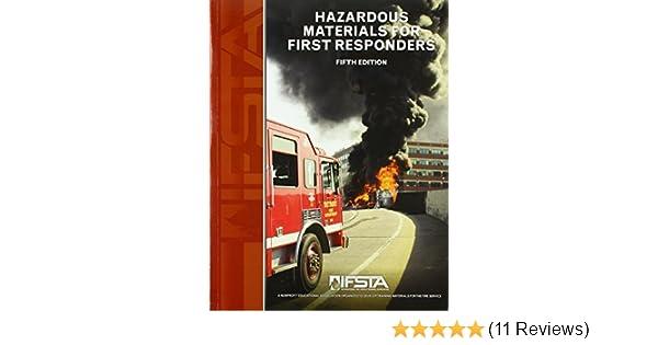 Hazardous Materials For First Responders Ifsta 9780879396138