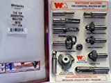 Whiteside Router Bits 410 Ten Essential Router Bit