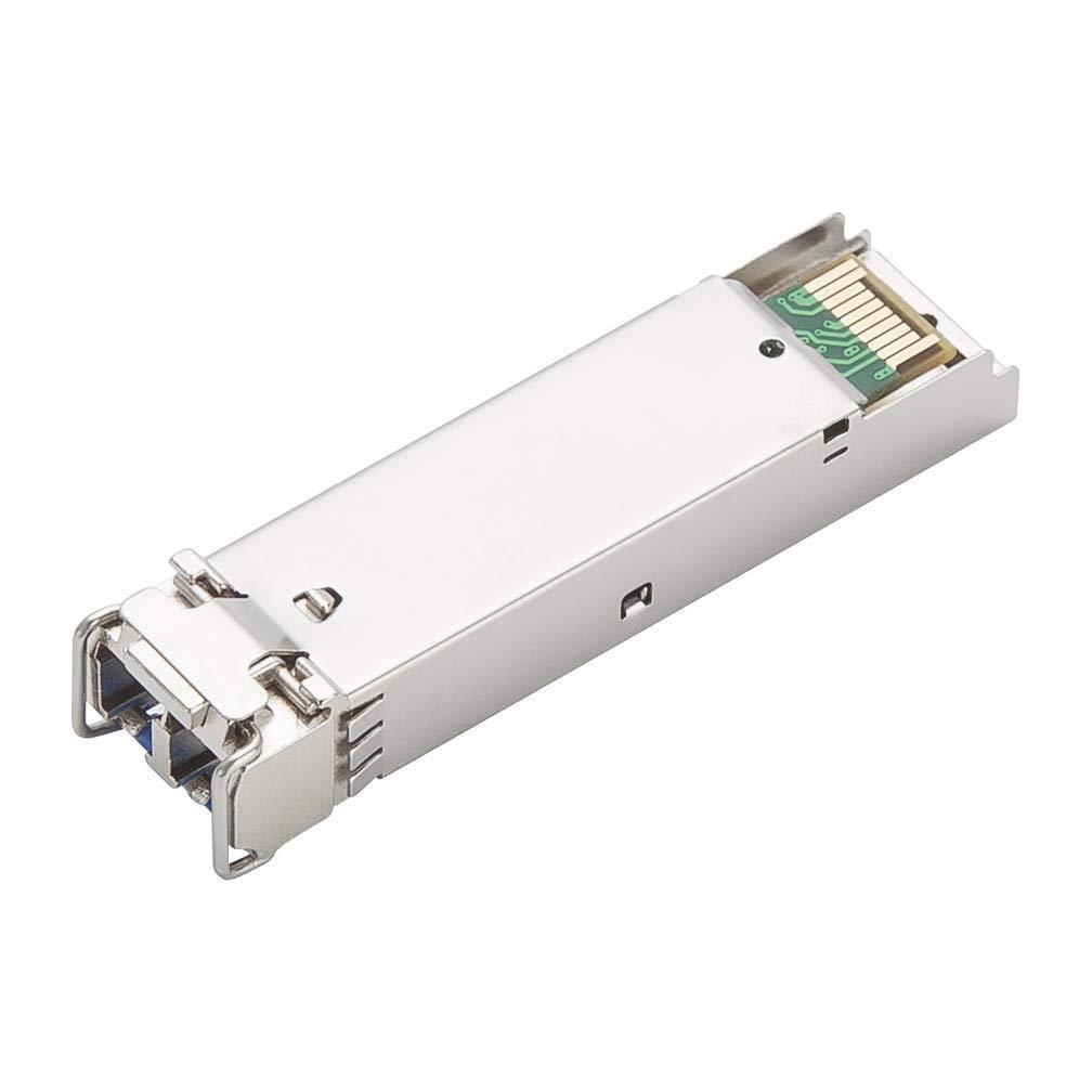 Zyxel,Mikrotik 1G SFP SX Multimode Mini-Gbic Modul TP-Link Ubiquiti UF-MM-1G Netgear AGM731F D-Link DEM-311GT 1000Base-SX SFP LC Transceiver Kompatibel f/ür Cisco GLC-SX-MMD Meraki MA-SFP-1GB-SX
