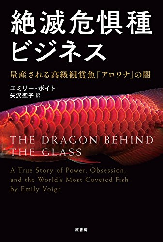 絶滅危惧種ビジネス:量産される高級観賞魚「アロワナ」の闇