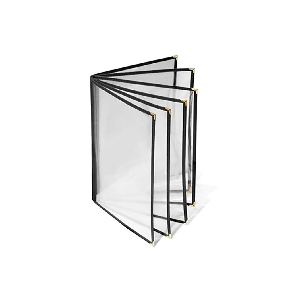 QSJY File Cabinets Protective Element Paintings, do not dye Everywhere, do not Worry About Folds do not Affect Your Work PVC and Leather 2432CM (Size : 6)