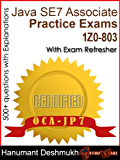 OCAJP Oracle Certified Associate Java SE 7 Programmer Practice Exams (English Edition)