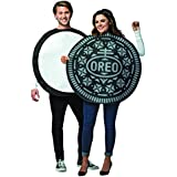 Adult Oreo Cookie Couples Costume Standard