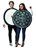 Adult Oreo Cookie Couples Costume Standard Deal