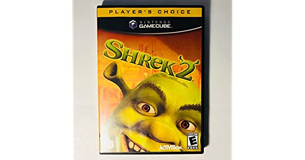 Shrek 2 Nintendo Gamecube Computer And Video Games Amazon Ca