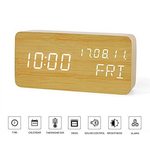 desk clock digital - 4