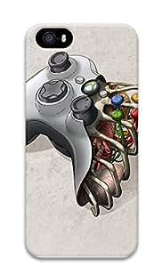 iPhone 5 5S Case Xbox Controller 3D Custom iPhone 5 5S Case Cover