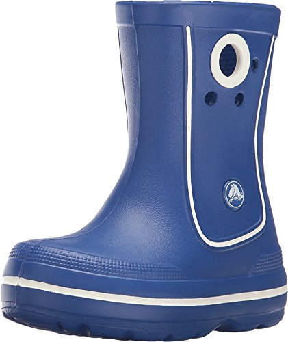 Kids Rain Boot, Cerulean Blue, 8 M US Toddler ()