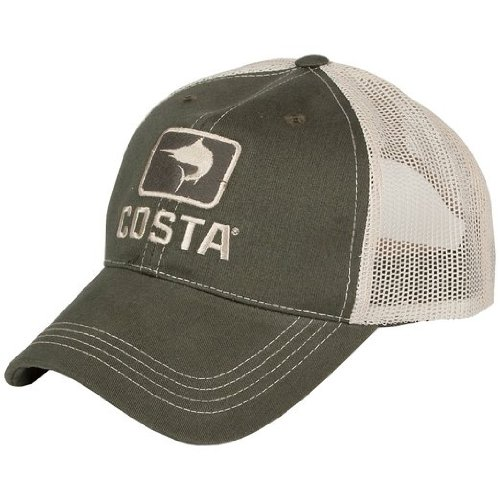 Costa Del Mar Marlin Trucker Hat 019ad01ac602