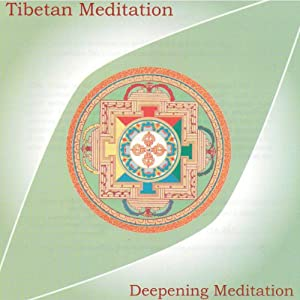 Tibetan Meditation: Deepening Meditation Speech