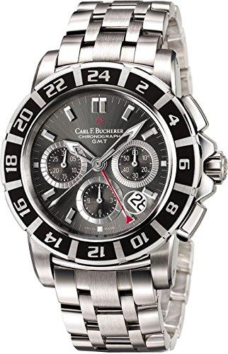 carl-f-bucherer-mens-patravi-black-chronograph-dial-ss-bracelet