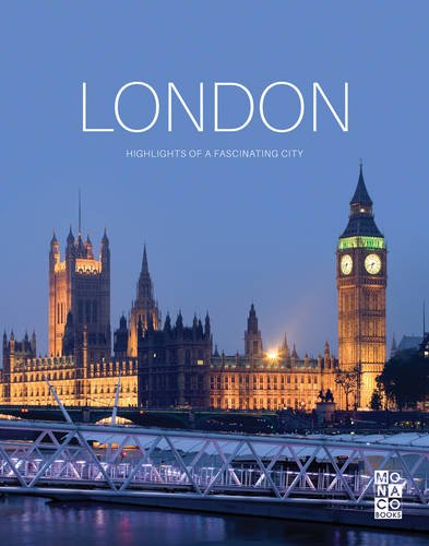Breathtaking images, some in gatefold format, capture the essence of the remarkable city of London Fascinating facts and an historical timeline bring to life the city's past and present An inspirational gift or the perfect souvenir ...