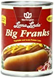 Loma Linda Big Franks, 20-Ounce Cans (Pack of 12)