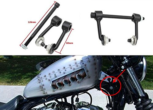 2 inch Gas Tank Billet Lifts Kit For Harley Sportster Iron 883 XL 883 1200 48 72 (Harley Gas Tank)
