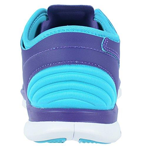 Nike Kvinders Frie Balanza Domstol Lilla / Metallisk Sølv-gamma Blå 599268-500 Sko XOy1lo5P