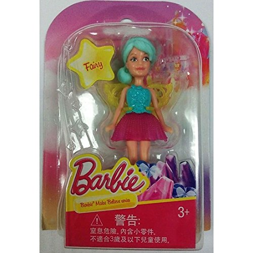 Buy Barbie Make Believe Mini Dolls (Pack Of 8 Doll) Online At Low Prices In  India   Amazon.in