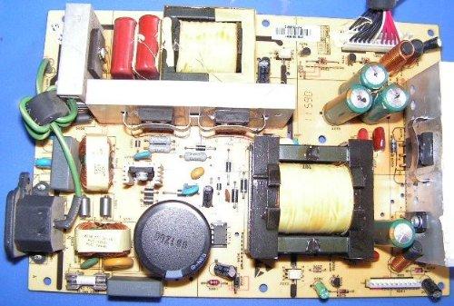MAGNAVOX 42MF531D37 LCD TV Repair Kit, Capacitors and Diodes