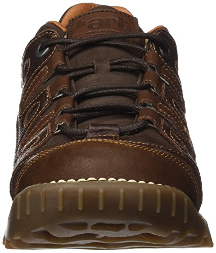 Art Shotover, Zapatos de Cordones Derby para Hombre Marrón (Memphis-Pleasant Brown)