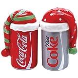 Westland Giftware Bundled Up Magnetic Ceramic Salt & Pepper Shaker Set, Multicolor