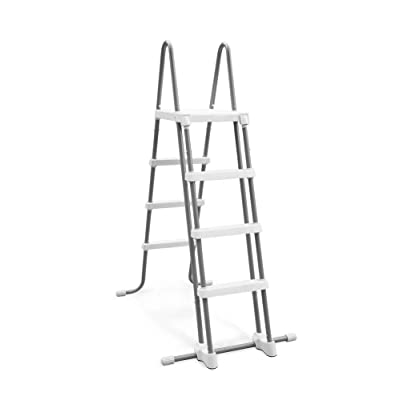 Intex - 48 Inch Pool Ladder with Removable Steps: Sports & Outdoors