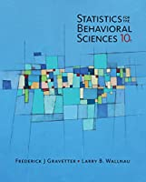 Statistics for The Behavioral Sciences (MindTap for Psychology)