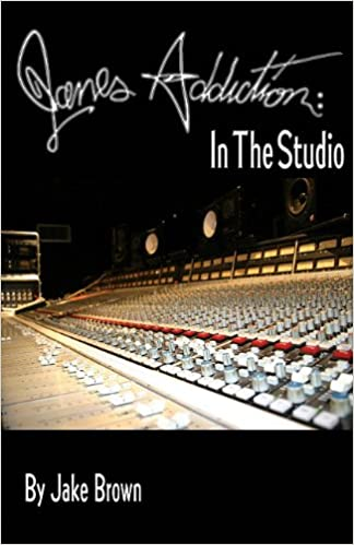 Janes Addiction: In The Studio: Amazon.es: Jake Brown ...