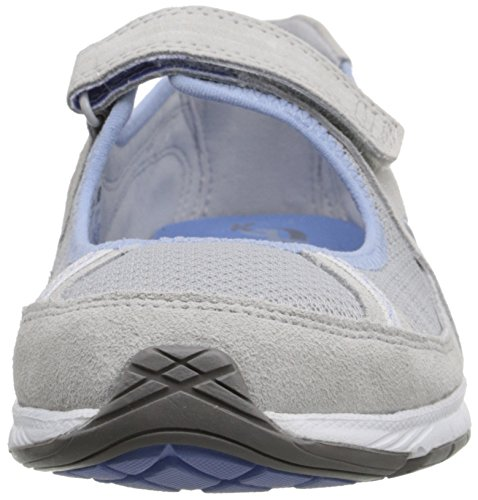 888098228595 - New Balance Women's WW515 Walking Shoe,Grey/Blue,8.5 2A US carousel main 3
