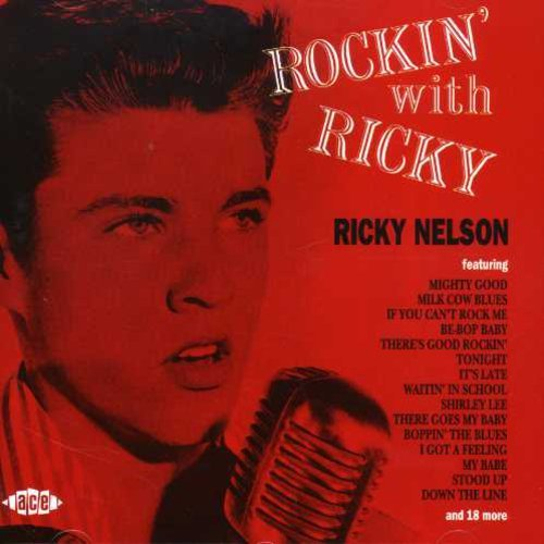 CD : Ricky Nelson - Rockin' with Ricky (CD)