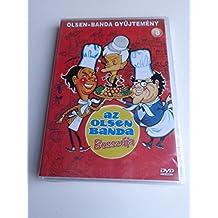 Olsen-banden ser rodt / Az olsen banda bosszuja 8. resz / The Olsen Gang Sees Red - Danish and Hungarian Sound Options / ENGLISH Subtitles - European DVD Region 2 PAL