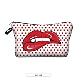 Deanfun Fashion Brand Cosmetic Bags 2016 Hot-selling Women Travel Makeup Case H14