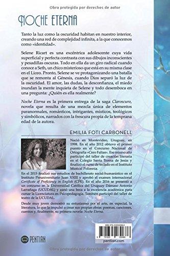 Noche eterna (Spanish Edition): Emilia Foti: 9781635030686: Amazon.com: Books