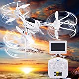 MD Group RC Quadcopter 6-axis Gyro CX-33S 2.4G 4CH Remote Control WIFI FPV w/ LED Light
