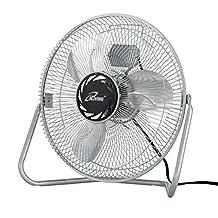 iLIVING 12 Inch Industrial Grade 3 Speed High Velocity Floor Fan