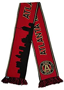 Official MLS Atlanta United Scarf - 10 Designs (Double Sided Skyline)