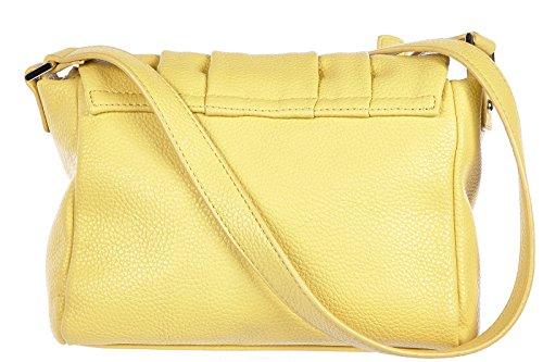 Liu Jo women's cross-body messenger shoulder bag zaffiro yellow