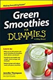 Green Smoothies For Dummies by Jennifer Thompson (2014-09-02)