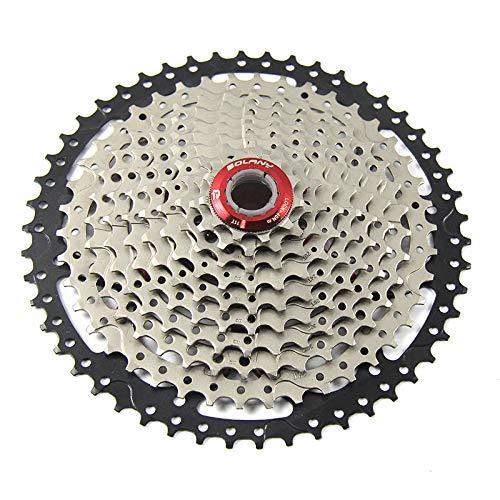 MTB自転車フリーホイールマウンテンバイクスプロケットカセットカセット10スピード50Tシマノ&SRAMシステム対応   B07PXFLXRC
