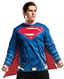 Rubie's Costume Co. Men's Superman Adult Costume Top, As Shown, Standard