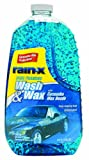 Rain-X 5077557 Wash and Wax with Carnauba Wax Beads - 64 fl oz.
